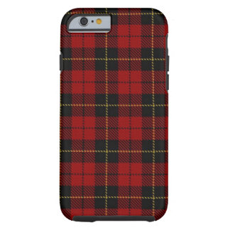Caso del iPhone 6 de la tela escocesa de Wallace Funda Resistente iPhone 6