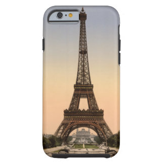 Caso del iPhone 6 de la torre Eiffel
