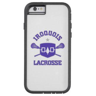 Caso del iPhone 6 de LaCrosse del Iroquois Funda De iPhone 6 Tough Xtreme