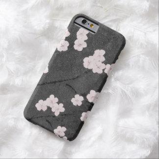 Caso del iPhone 6 de las flores de cerezo Funda De iPhone 6 Barely There