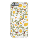 Caso del iPhone 6 de las mariquitas de las