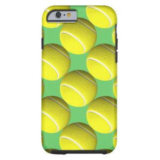 Caso del iPhone 6 de las pelotas de tenis