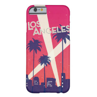Caso del iPhone 6 de Los Ángeles de la serie del Funda De iPhone 6 Barely There