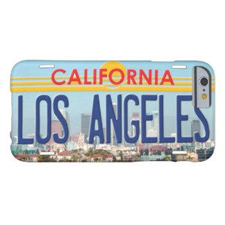 Caso del iPhone 6 de Los Ángeles Funda De iPhone 6 Barely There