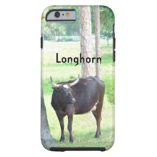 Caso del iPhone 6 de los árboles de la vaca del Funda Para iPhone 6 Tough