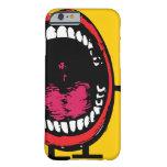 Caso del iPhone 6 de los dientes de la charla Funda De iPhone 6 Barely There