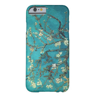 Caso del iPhone 6 de los flores de la almendra de