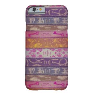 Caso del iPhone 6 de los libros de Jane Austen Funda Barely There iPhone 6