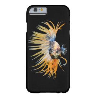 Caso del iPhone 6 de los pescados de Betta Funda Barely There iPhone 6