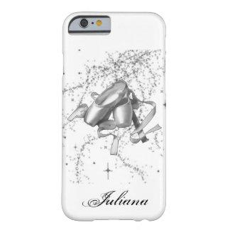 Caso del iPhone 6 de los zapatos de ballet del Funda Para iPhone 6 Barely There