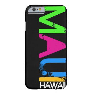Caso del iPhone 6 de Maui, Hawaii Funda De iPhone 6 Barely There