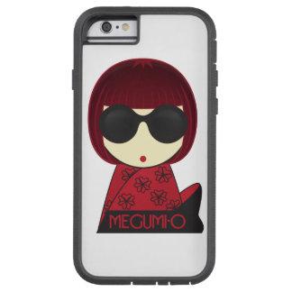 Caso del iPhone 6 de MEGUMI-O DURO