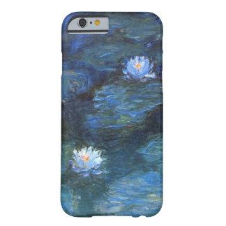 Caso del iPhone 6 de Monet Nympheas Funda De iPhone 6 Barely There