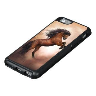 Caso del iPhone 6 de OtterBox del caballo salvaje Funda Otterbox Para iPhone 6/6s