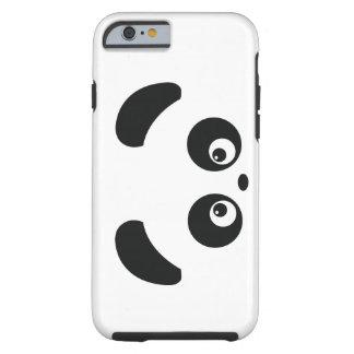 Caso del iPhone 6 de Panda® del amor Funda De iPhone 6 Tough