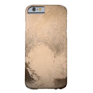 Caso del iPhone 6 de Plutón Funda Barely There iPhone 6