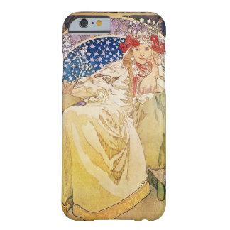 Caso del iPhone 6 de princesa Hyacinth de Alfonso Funda De iPhone 6 Barely There