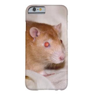 Caso del iPhone 6 de Rolando Funda Barely There iPhone 6