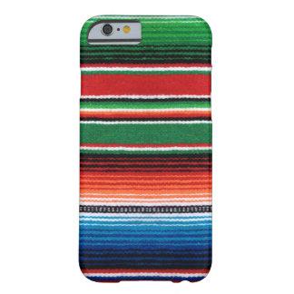 Caso del iPhone 6 de Serape del mexicano Funda Para iPhone 6 Barely There