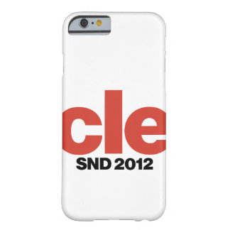 Caso del iPhone 6 de SNDCle Funda Para iPhone 6 Barely There