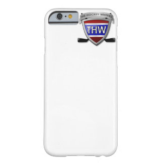 Caso del iPhone 6 de THW (Barely There) Funda Para iPhone 6 Barely There