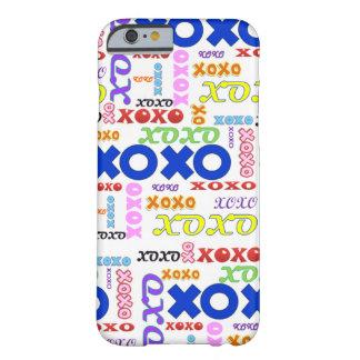 Caso del iPhone 6 de XOXO Funda Barely There iPhone 6