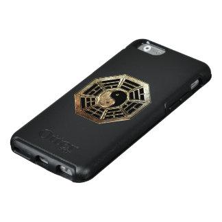 Caso del iPhone 6 de Yin Yang Bagua OtterBox Funda Otterbox Para iPhone 6/6s
