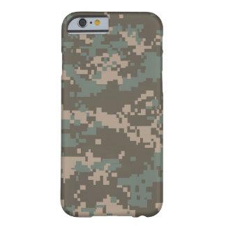 Caso del iPhone 6 del ACU Camoflage del ejército Funda De iPhone 6 Barely There