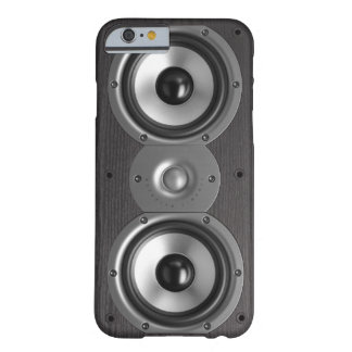 Caso del iPhone 6 del altavoz Funda Para iPhone 6 Barely There