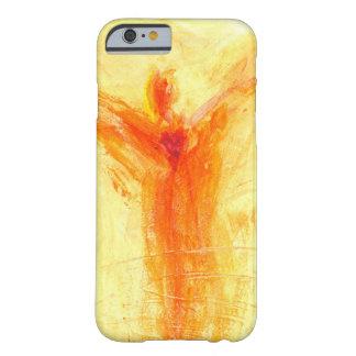 Caso del iPhone 6 del ángel Funda De iPhone 6 Barely There