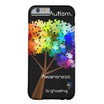 Caso del iPhone 6 del árbol del rompecabezas de la