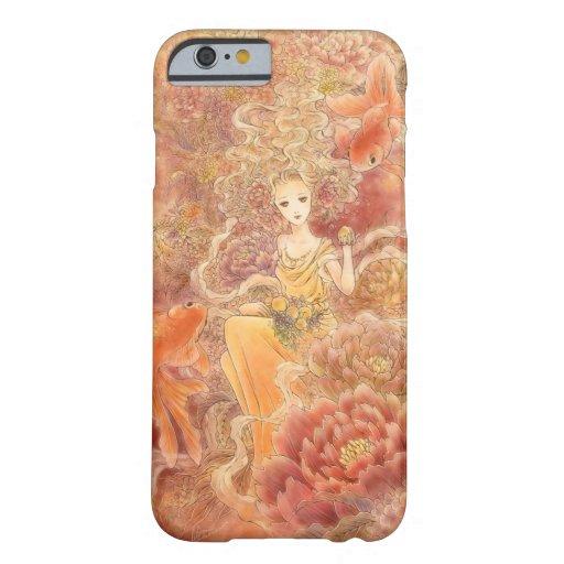 Caso del iPhone 6 del arte de la fantasía - Funda De iPhone 6 Barely There