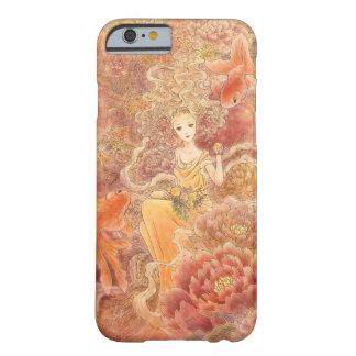 Caso del iPhone 6 del arte de la fantasía - Funda Barely There iPhone 6