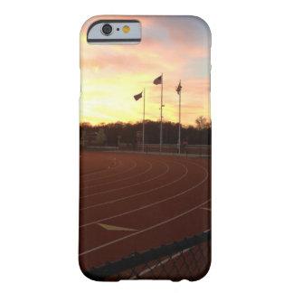Caso del iPhone 6 del atletismo de la bandera