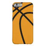 Caso del iPhone 6 del baloncesto Funda De iPhone 6 Barely There