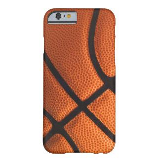 Caso del iPhone 6 del baloncesto Funda De iPhone 6 Slim
