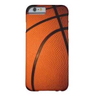 Caso del iPhone 6 del baloncesto Funda Barely There iPhone 6