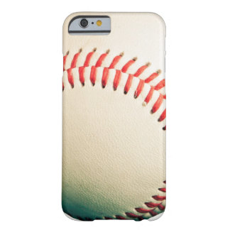 Caso del iPhone 6 del béisbol Funda De iPhone 6 Barely There