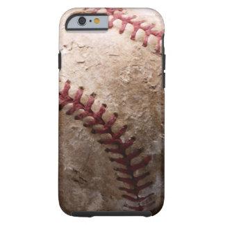 Caso del iPhone 6 del béisbol Funda Resistente iPhone 6