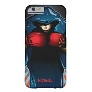 Caso del iPhone 6 del boxeo