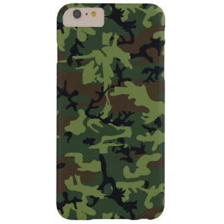 Caso del iPhone 6 del camuflaje de Camo Funda De iPhone 6 Plus Barely There