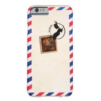 caso del iPhone 6 del correo aéreo Funda Para iPhone 6 Barely There