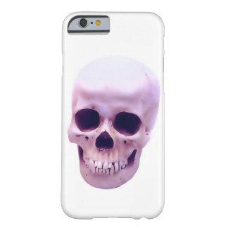 Caso del iPhone 6 del cráneo Funda De iPhone 6 Barely There