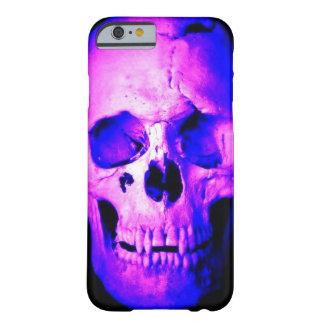Caso del iPhone 6 del cráneo Funda Barely There iPhone 6