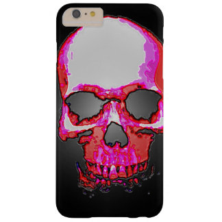Caso del iPhone 6 del cráneo Funda Barely There iPhone 6 Plus