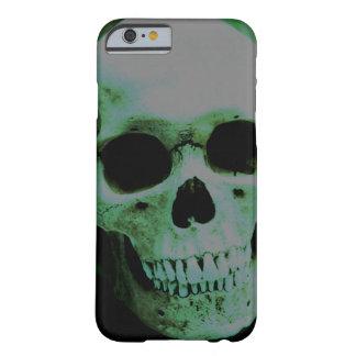 Caso del iPhone 6 del cráneo Funda Para iPhone 6 Barely There