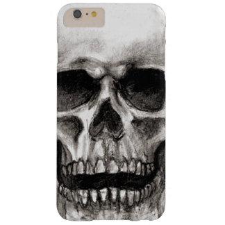 Caso del iPhone 6 del cráneo Funda Para iPhone 6 Plus Barely There