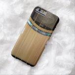 Caso del iPhone 6 del detalle de la guitarra Funda Para iPhone 6 Barely There