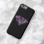 Caso del iPhone 6 del diamante de la galaxia Funda De iPhone 6 Barely There