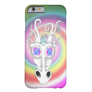 caso del iPhone 6 del dragón del fiesta Funda De iPhone 6 Barely There